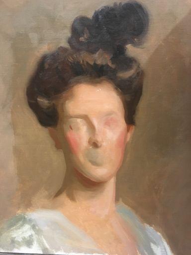 Simon Watkins Alla Prima Portraiture