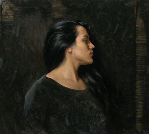 Alla Prima Portraiture | Simon Watkins