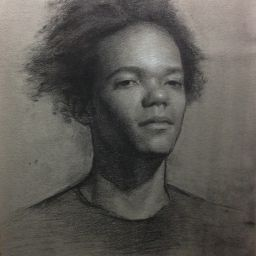 Full-time study - charcoal-and-chalk by tutor lucas garcia-dave