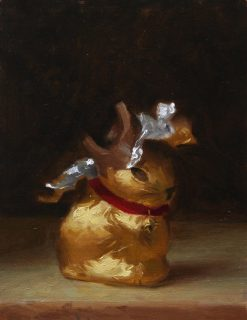 Easter Scholarship competition -Lindt bunny, Simon Watkins
