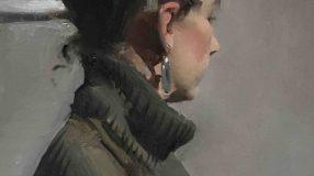 Tatiana beyond profile, by Charlie Pickard