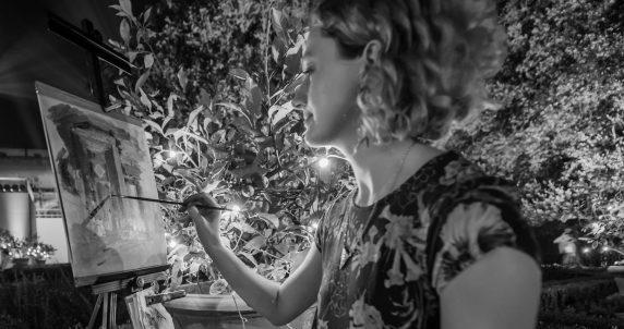 LARA tutor Lydia Cecil at the New Generation Festival 2019
